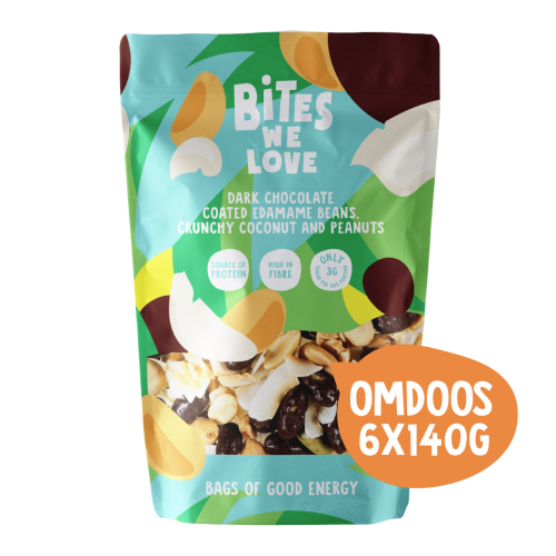Chocolate Nut Mix Omdoos