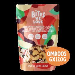 Cinnamon Nut Mix Omdoos