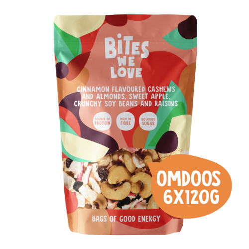 Cinnamon Nut Mix Omdoos