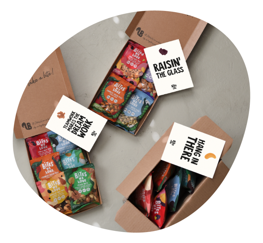 BitesWeLove Snackbox
