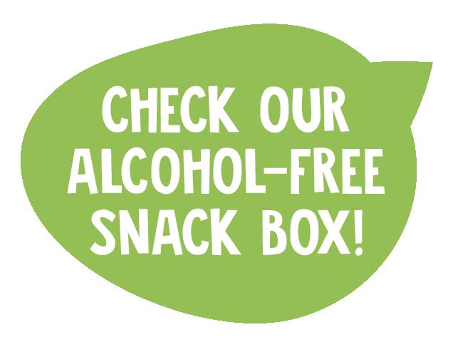 alcohol-free snack box