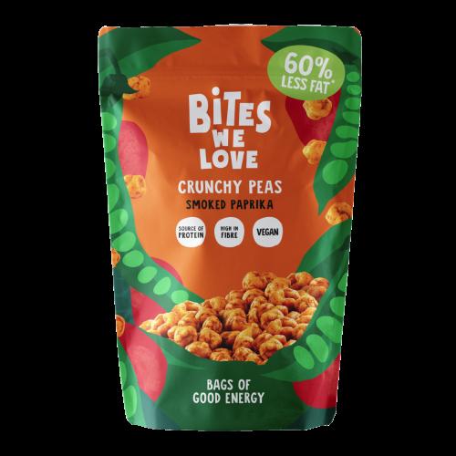 Crunchy Peas Smoked Paprika
